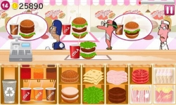 Burger PANIC FREE screenshot 2/6