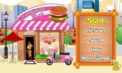 Burger PANIC FREE screenshot 4/6