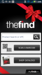 TheFind: Catalogs Scan Search screenshot 1/6