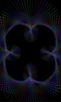 Hypnotic Pulsator Live wallpaper screenshot 2/5