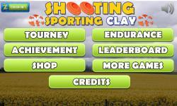 Shooting Sporting Clay screenshot 1/5