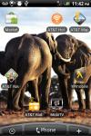Safari Ride Live Wallpaper screenshot 2/5