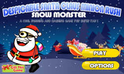 Despicable Santa Claus Minion rush to deliver Xmas screenshot 2/2