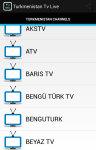 Free Turkmenistan Tv Live screenshot 2/5