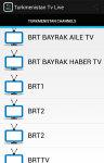 Free Turkmenistan Tv Live screenshot 3/5