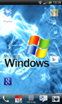 Windows HD Lwp Wave Effect screenshot 1/5