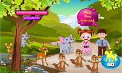 Baby Emma At The Zoo screenshot 4/4