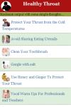 Healthy Throat screenshot 2/3