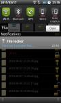 File Lock Manager App screenshot 1/6