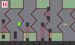Robocube - Jump and Dash Runner screenshot 2/3