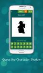 Guess the Character Shadow screenshot 4/6