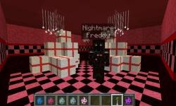Nightmare Freddy Skins Minecraft screenshot 1/2