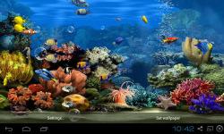 Koi Aquarium Live Wallpaper screenshot 2/4
