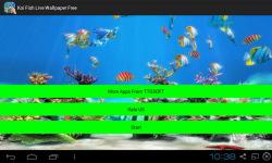 Koi Fish Live Wallpaper Free screenshot 1/4