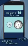 Weight Machine Scanner Prank screenshot 4/4