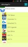 AfricAppTv screenshot 2/6