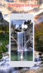 Waterfall Zipper Lock Screen screenshot 6/6