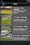 Latina Calcio screenshot 3/3