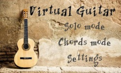 Virtual Guitar screenshot 1/4