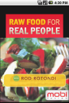 Raw Food For Real People screenshot 1/3
