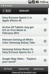Yobif - Mobile News screenshot 6/6
