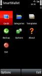 Efficasoft SmartWallet screenshot 2/6