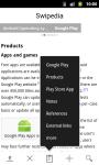 Swipedia screenshot 4/5