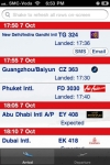 Bangkok Suvarnabhumi Airport - iPlane Flight Information screenshot 1/1