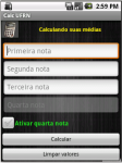 Calculadora UFRN screenshot 2/3