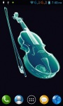 Neon violin screenshot 1/3