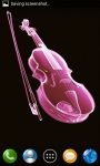 Neon violin screenshot 2/3