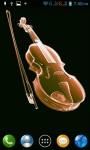 Neon violin screenshot 3/3
