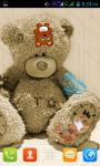 Teddy Bear Live Wallpaper Best screenshot 1/4