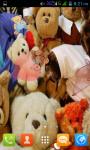 Teddy Bear Live Wallpaper Best screenshot 2/4