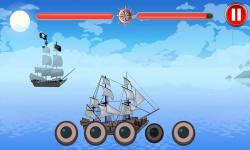 Pirate Sea Battle screenshot 1/6