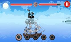 Pirate Sea Battle screenshot 5/6