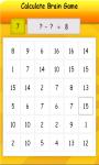 Math Brain game screenshot 3/4