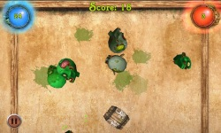 Knights Heroes: Fruits Zombie screenshot 3/3