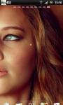 Jennifer Lawrence Live Wallpaper 3 screenshot 3/3