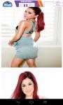 Adriana Grande Wallpaper 4k screenshot 3/4