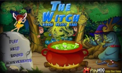 Free Hidden Object Games - The Witch screenshot 1/4