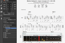 Guitar Tab Pro screenshot 1/3