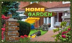 Free Hidden Object Game - Home Garden screenshot 1/4