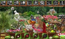 Free Hidden Object Game - Home Garden screenshot 3/4