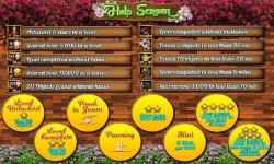 Free Hidden Object Game - Home Garden screenshot 4/4