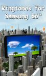 Ringtones for Samsung S6™ screenshot 1/5