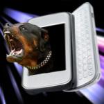 IQ Barking Phone Italian screenshot 1/1