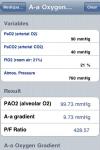 Mediquations Medical Calculator screenshot 1/1