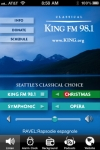 Classical KING FM  4 channels of great music screenshot 1/1
