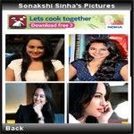 Sonakshi Sinha Lite screenshot 2/4